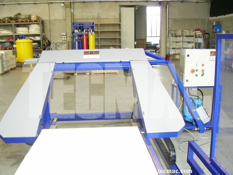 manual contour cutting